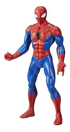 Boneco Homem Aranha 25cm Marvel Vingadores - Hasbro E5556