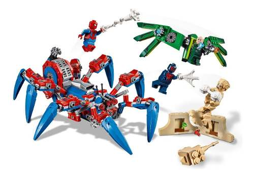 Lego Homem Aranha Robô Do Homem-aranha -FULL
