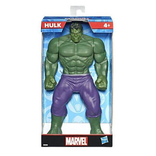 Boneco Hulk Vingadores 25cm Olympus - Hasbro E5555