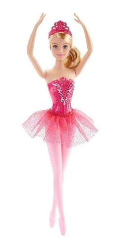 Boneca Barbie Princesa Bailarina 30cm - Mattel Dhm41