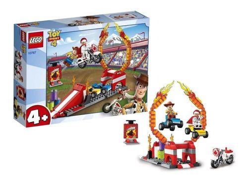 Lego Toy Story 4 Show De Acrobacias Com Duke Caboom 120  full