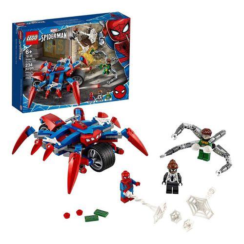 Lego Homem Aranha Vs Doutor Ock 234 Peças - 76148 full