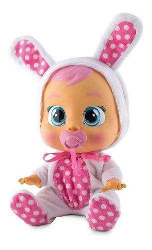 Cry Babies Boneca Que Chora Coney - Multikids full
