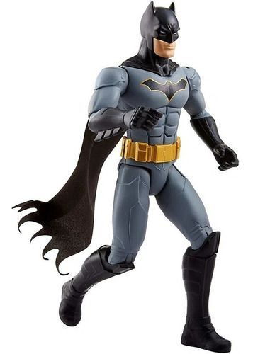 Boneco Batman Super Herói Clássico 30cm Dc Comics - Mattel