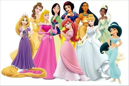 Barraca Infantil Princesas Rosa Disney Portátil Iglu - 4638 full