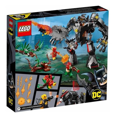 Lego Batman E Flash Contra Hera Venenosa E Vagalume 375 Pçs FULL