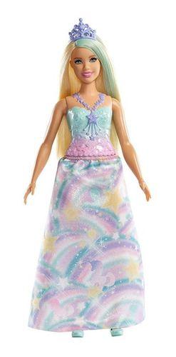 Barbie Boneca Princesa Dreamtopia Mattel - Fxt13 full