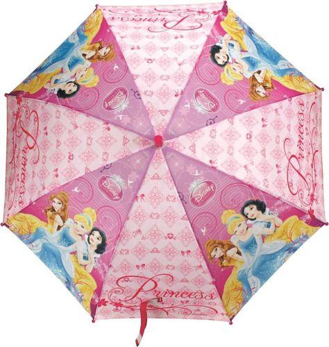 Guarda Chuva Infantil Princesas Disney - Zippy Toys 5440 full