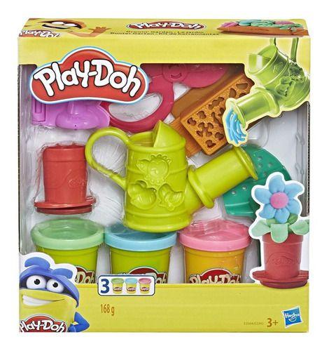 Play Doh Massinha Kit Jardinagem - Hasbro E3564 FULL