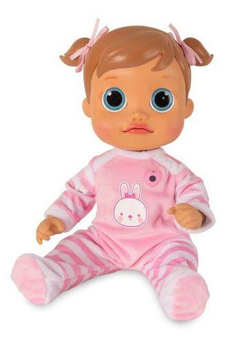 LBoneca Analu Baby Wow Que Fala - Multikids FULL