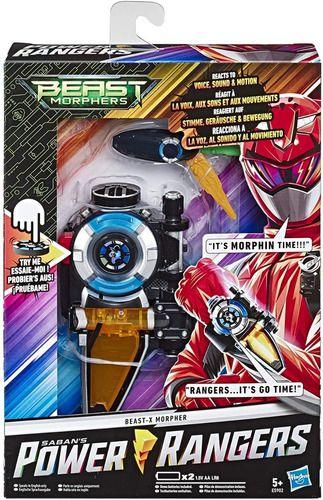 Power Rangers Morfador Sons E Comandos - Hasbro E5902 FULL