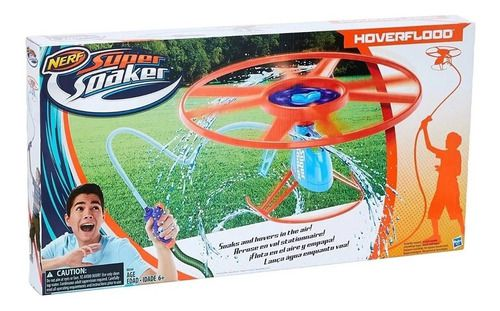 Nerf Lança Água Soaker Hoverflood Voador - Hasbro B8244