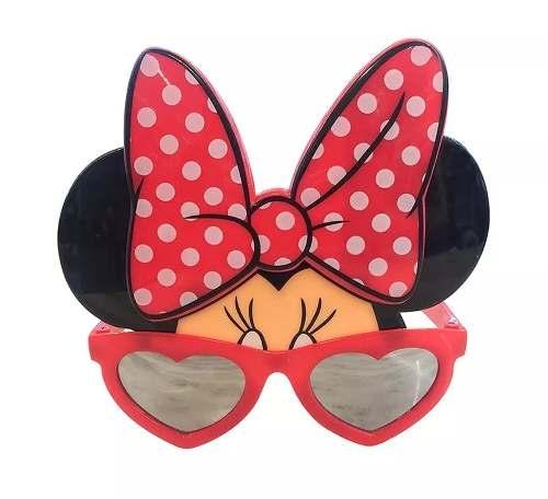 Óculos De Sol Infantil Disney Minnie Dtc 4670
