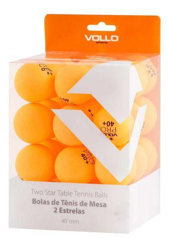 Bolinha De Ping Pong C/ 36 Unidades Vollo Vt608 full