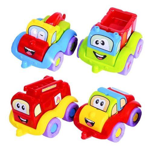 Carrinhos De Montar M-bricks 52 Peças - Maral 4105 FULL