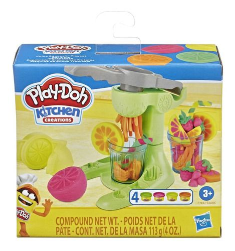 Play Doh Massinha Comidinhas Sortido - Hasbro E6686 FULL