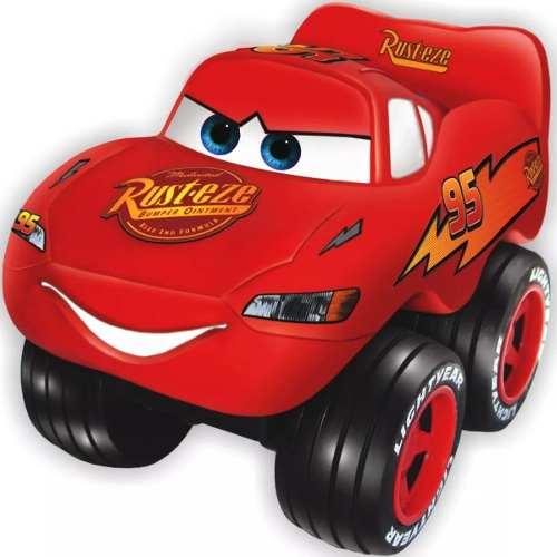 Fofomovel Carros Relampago Mcqueen Lider Disney