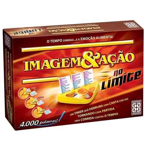 Jogo Imagem & Ação - No Limite Grow