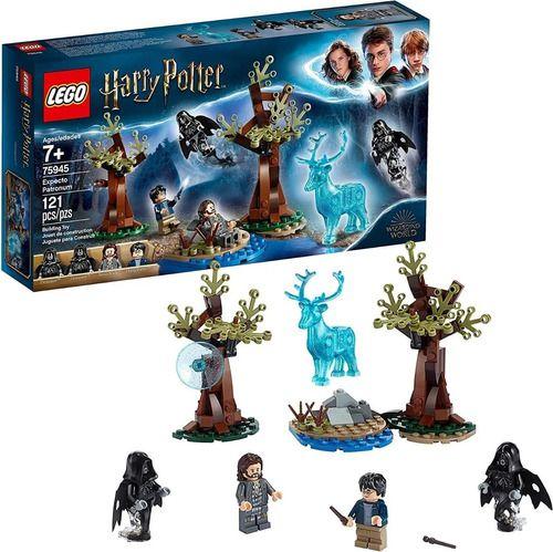 Lego Harry Potter Expecto Patronum 75945 121 Peças FULL