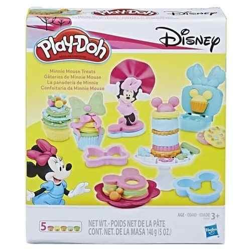 Conjunto Play-doh Confeitaria Da Minnie Hasbro