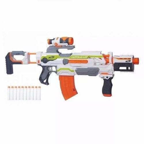 Ecs-10 Nerf N-strike Modulus - Hasbro
