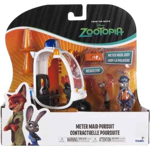 Disney Zootopia - Perseguição Da Fiscal De Parquímetros 1501