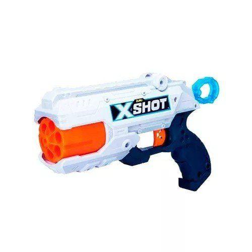 Lançador X-shot Reflex 6 Com 8 Dardos 5532 Candide