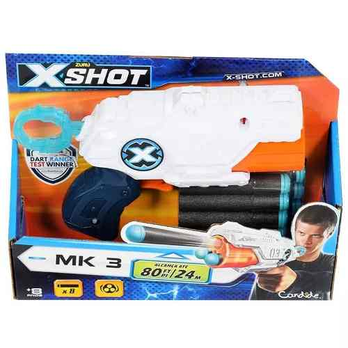 Lançador De Dardos - X-shot Excel - Mini Mk3 - Candide