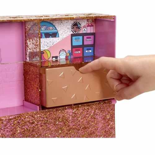 Lol Boneca Surprise Pop Up Store Display Maleta 3 In 1