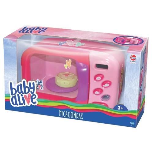 Microondas De Brinquedo Baby Alive - Líder