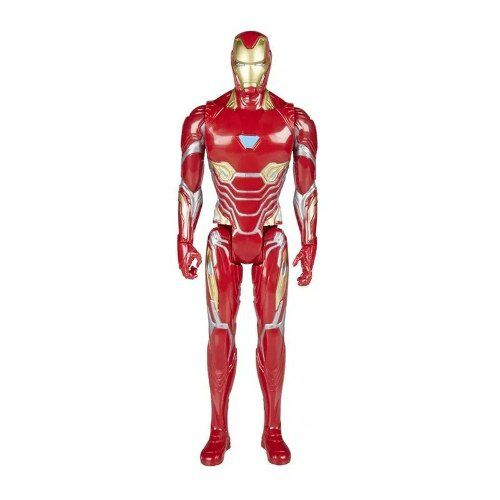 Marvel Titan Hero 30cm Power Fx Homem De Ferro