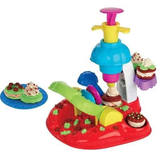 Play Doh Sweet Shoppe Fábrica De Cookies A0320 - Hasbro