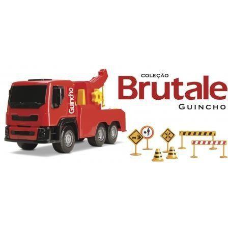 Caminhão Brutale Guincho Carrinho Roma