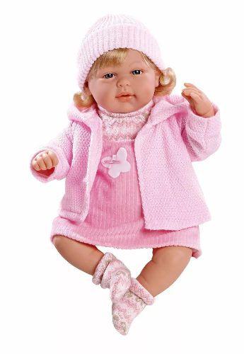 Bebe Reborn Boneca Mary Vinil elegance  - Baby Brink