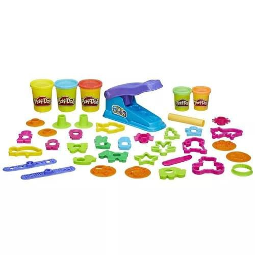 Play-doh - Super Kit Fabrica Divertida - -hasbro