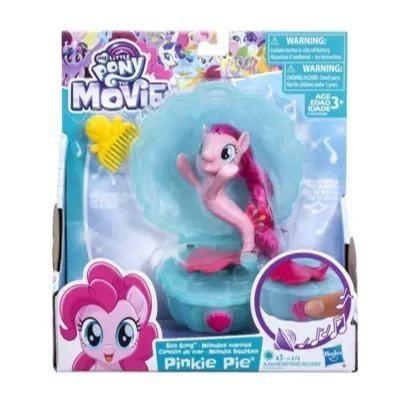 Brinquedo My Little Pony Pinkie Pie Melodia Aquática