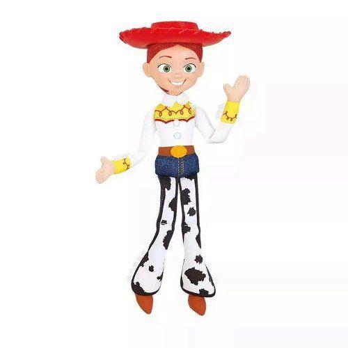 Boneca Vaqueira Jessie Macio Toy Story Disney Toyng