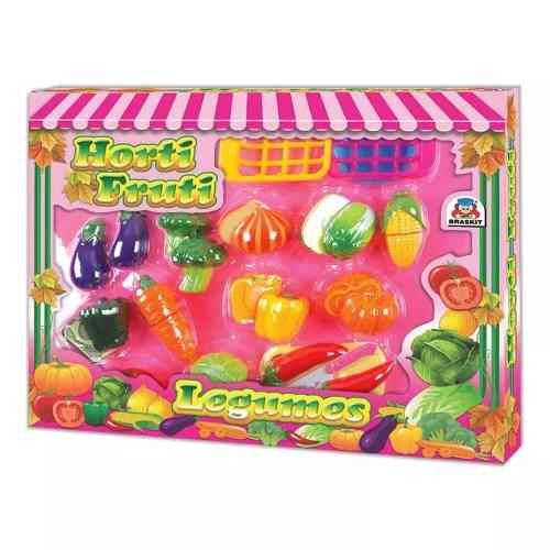Horti Fruti - Legumes - Braskit