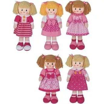 Boneca Maria Chiquinha Pequena 7007 Braskit