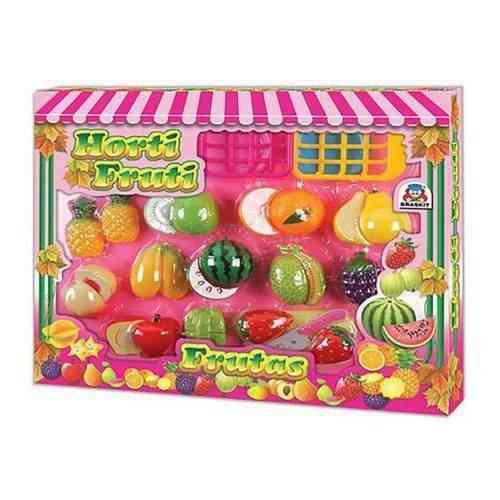 Crec Crec Hortifruti Frutas- Braskit