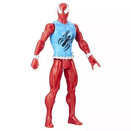 Spider Man Marvel - Scarlet Spider Titan Hero Séries B9710