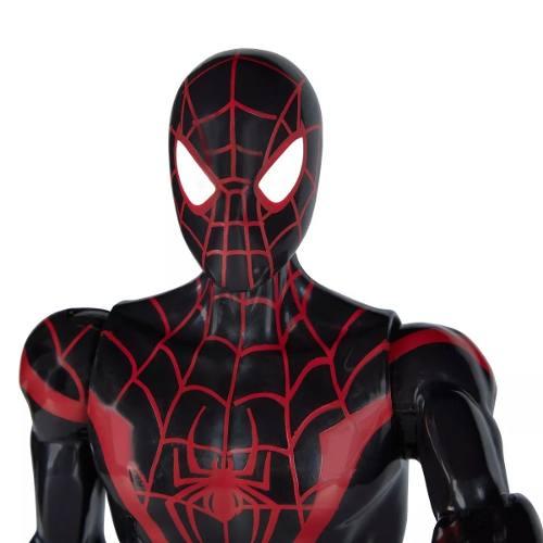Boneco Spider-man Titan Hero Series (kid Arachnid) Original