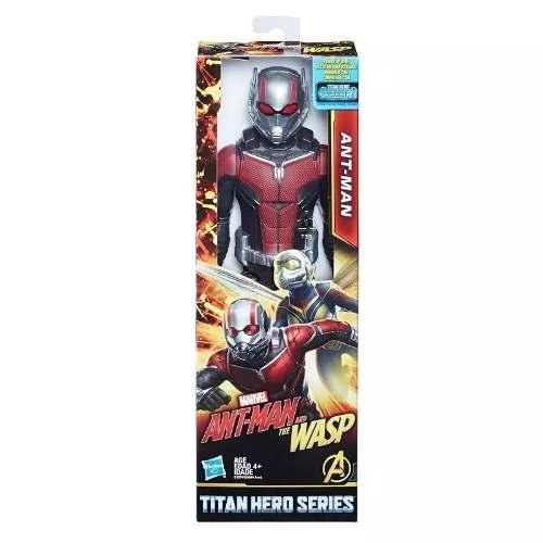 Boneco Titan Ant Man Guerra Infinita E1374 - Hasbro
