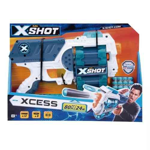 Lançador De Dardos - X-shot Excel Séries - Xcess - Candide