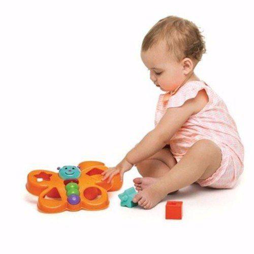 Brinquedo Educativo Borboleta Espoleta - Calesita