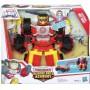 Boneco Transformers Rescue Bots Hot Shot Playskool - Hasbro