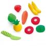 Frutinhas Velcro Crec Crec Nutri Feirinha - Tateti 0302