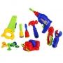 Kit Ferramentas Infantil de Brinquedo 16pçs - Tateti 0457