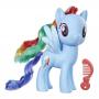 My Little Pony Boneca com Cabelo e pente - Hasbro