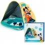 Piscina  Infantil De Praia Cobertura Uv Mickey - Zippy Toys